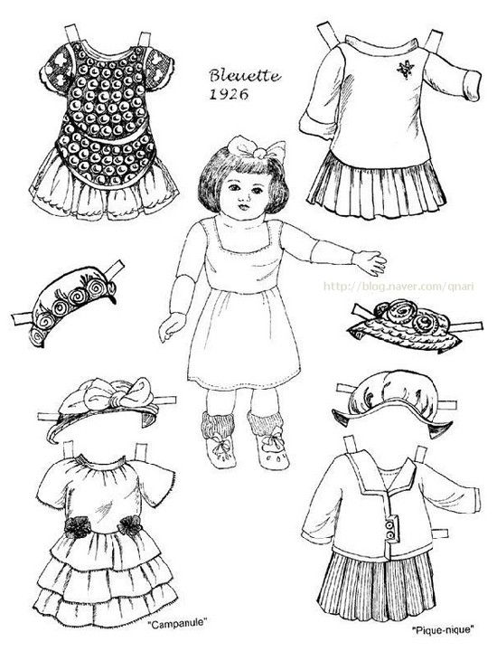 17 best images about b w paperdoll h on pinterest
