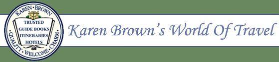 Karen Brown's Travel Guide - Hotels in Karen Brown's World Travel Guide