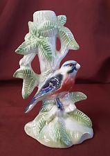 Jema Holland Lustre Bird Lamp Base no. 31