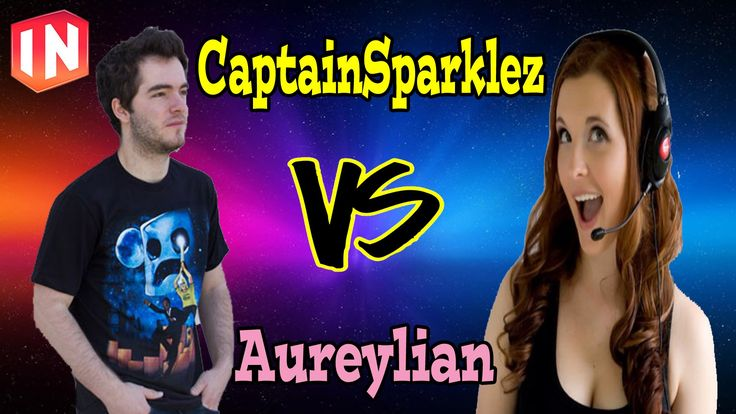 are captainsparklez and aurelian dating