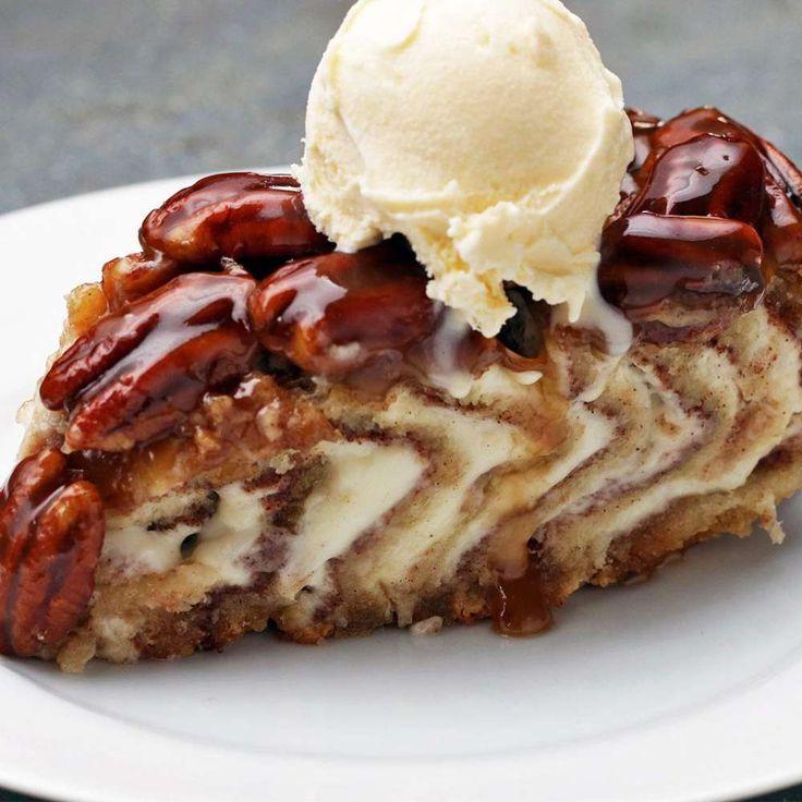 Sticky Bun Cake Recipe by Tasty