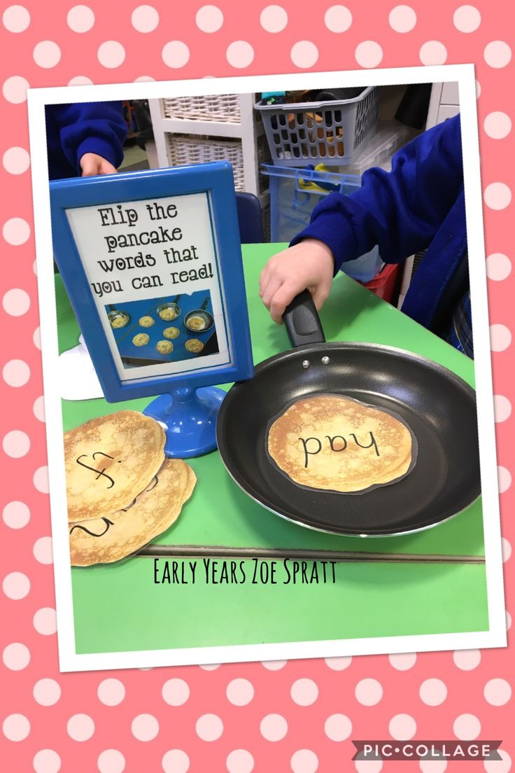 Pancake day shrove Tuesday early Years