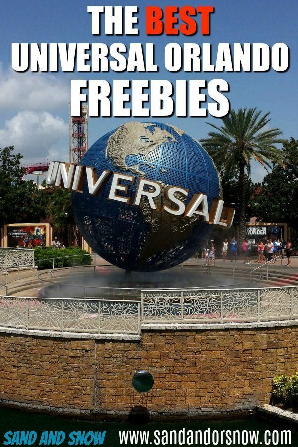 the best free stuff at universal orlando resort universal studios rh pinterest com