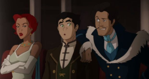"""The Legend Of Korra Season 2, Episode 6 Review: """"The Sting"""""""