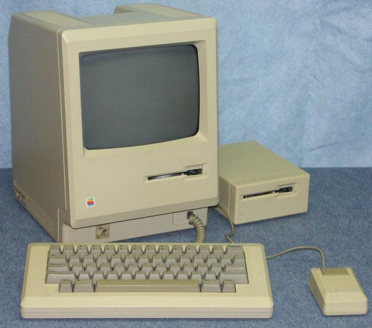 My family's first home computer looked something like this