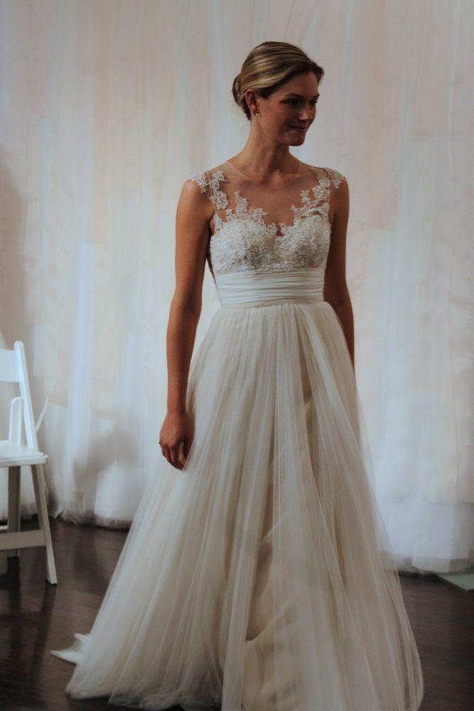 Bridal Fashion Week Spring 2016  | Lea-Ann Belter Faye