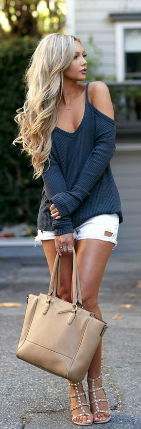Comfy Sweater // Sweater by  @shopather // Fashion Look by  Stephanie Danielle