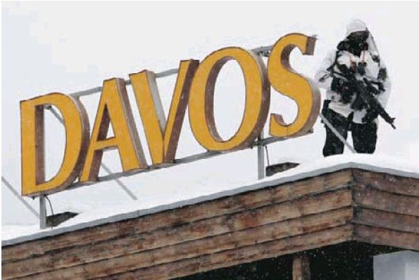 Davos: The 44th World Economic Forum started today with leaders from around the world