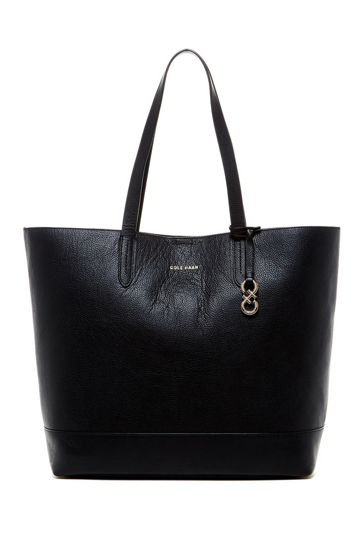 Classic Black Tote ||  Sponsored by Nordstrom Rack.