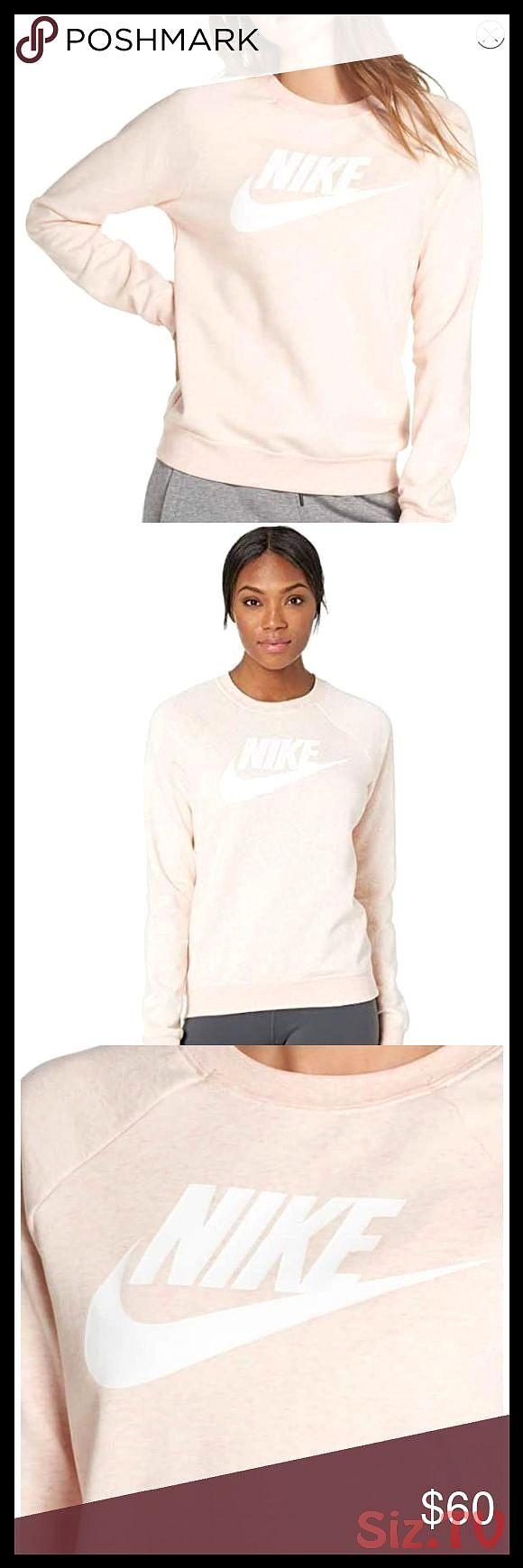 Nike Sweatshirt New W Tags Still Attached Soft Midweight Fleece Brings A Vintage Feel To This Nike Sportswear Sweat Nike Sweatshirts Clothes Design Sweatshirts [ 1740 x 580 Pixel ]