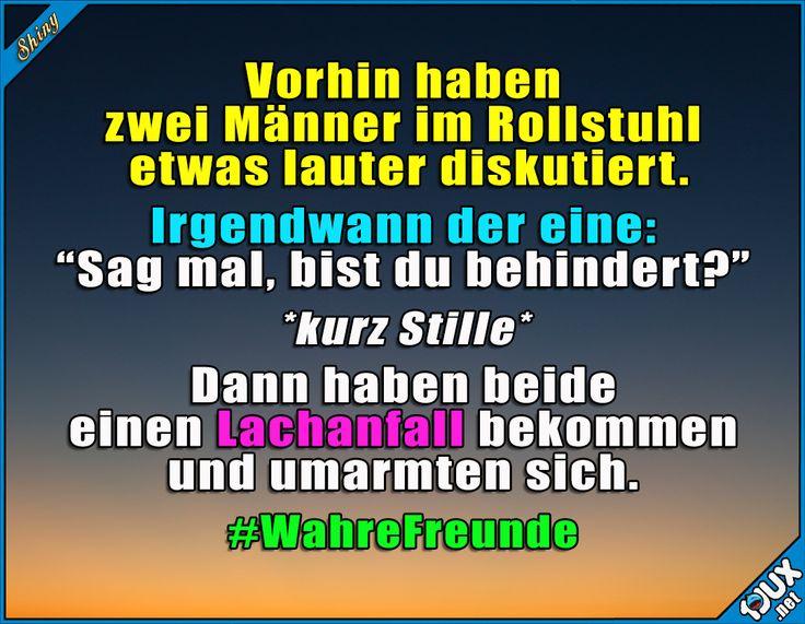 Mit Humor ist das Leben einfach toller! :)  #Humor #Freundschaft #sosüß #lustig #lachen #Sprüche #lustigeSprüche
