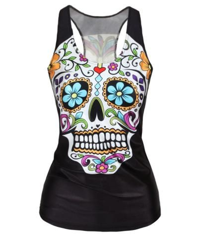 Women of all ages are showing off their edgy style with this trendsetting skull…