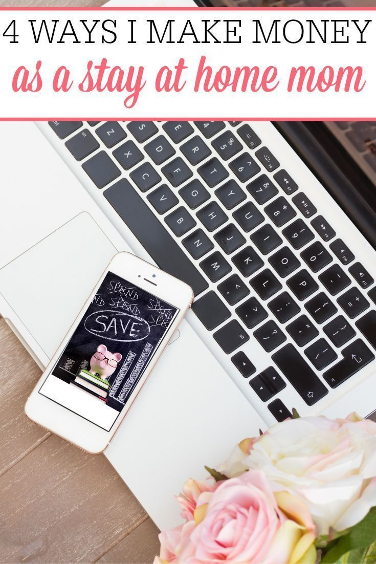 Are you a stay at home mom looking to make an income? Check out how you can make thousands a month with the ways I make money as a stay at home mom.