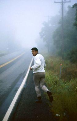 Muhammad Ali - Ook een van de beroemdste topsporter van de wereld die enorme wilskracht en doorzettingsvermogen had.