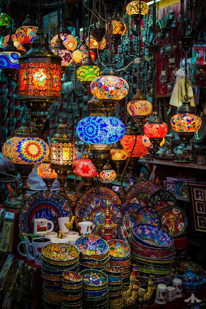 Souk in Sidab, Muscat, Oman