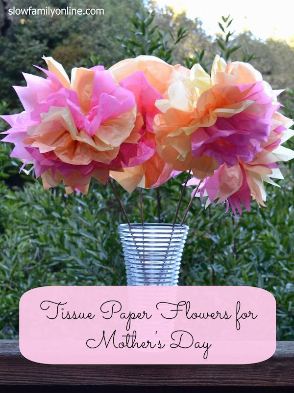 The 11 best images about picture art on pinterest tissue paper kids craft tissue paper flowers for mothers day and spring mightylinksfo