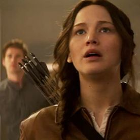 The Latest The Hunger Games: Mockingjay – Part 1 Trailer Gave Us Chills  #InStyle