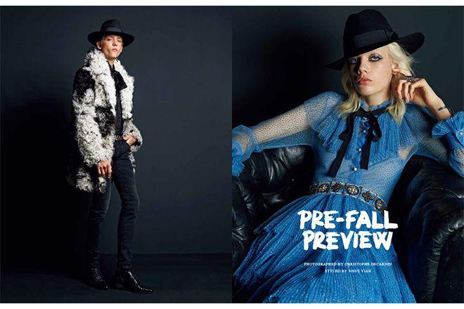 旬な気分はグラムロック。【VOGUE JAPAN 8月号 FASHION STORY】|ファッション(流行・モード)|VOGUE JAPAN