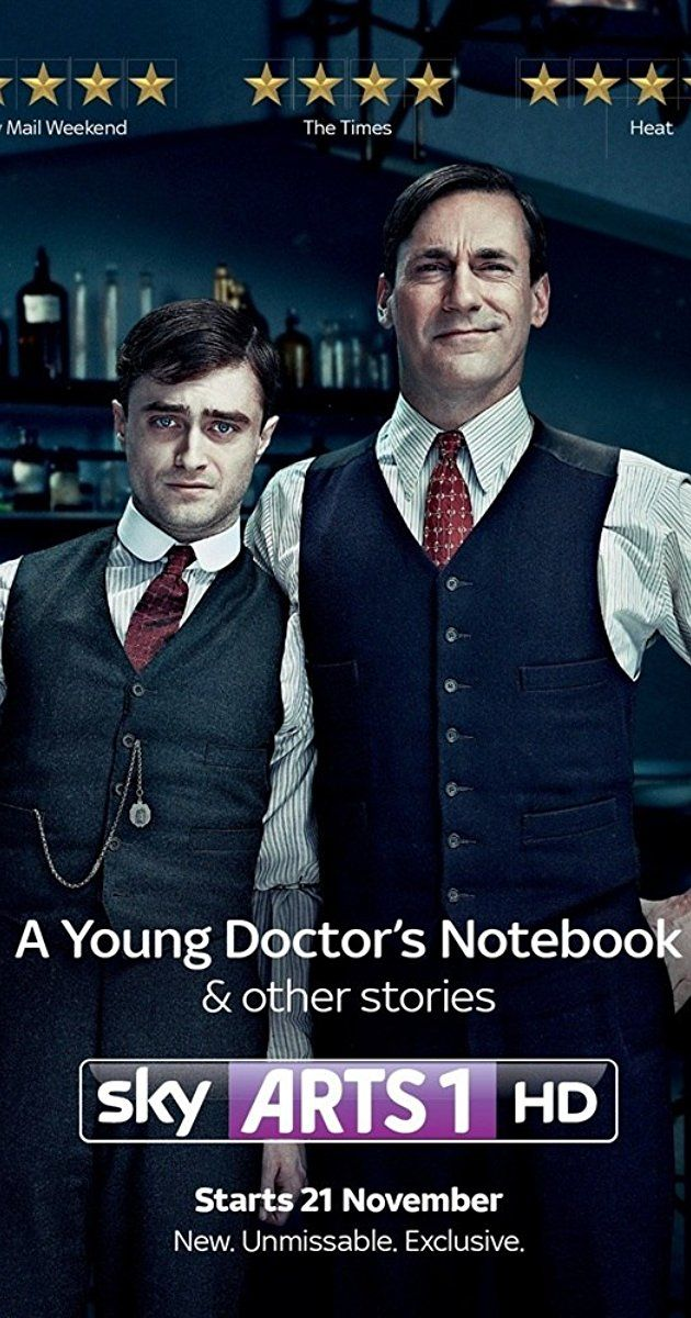 With Jon Hamm, Daniel Radcliffe, Rosie Cavaliero, Adam Godley. In the early 20th century, a young doctor arrives in a small Russian village around the time of the Russian Revolution to work in the local hospital.