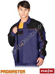 Niebieska bluza ochronna PRO-J