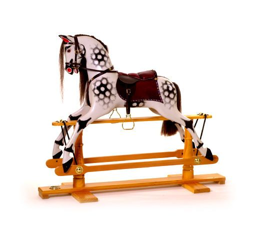 A Traditional Rocking Horse - tutorial