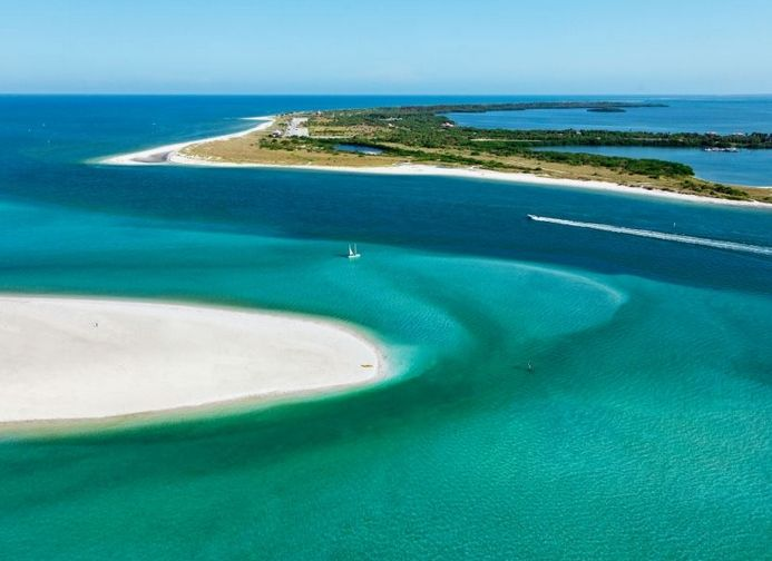 GORGEOUS Caladesi Island State Park & Honeymoon Island on the West Coast of Central Florida