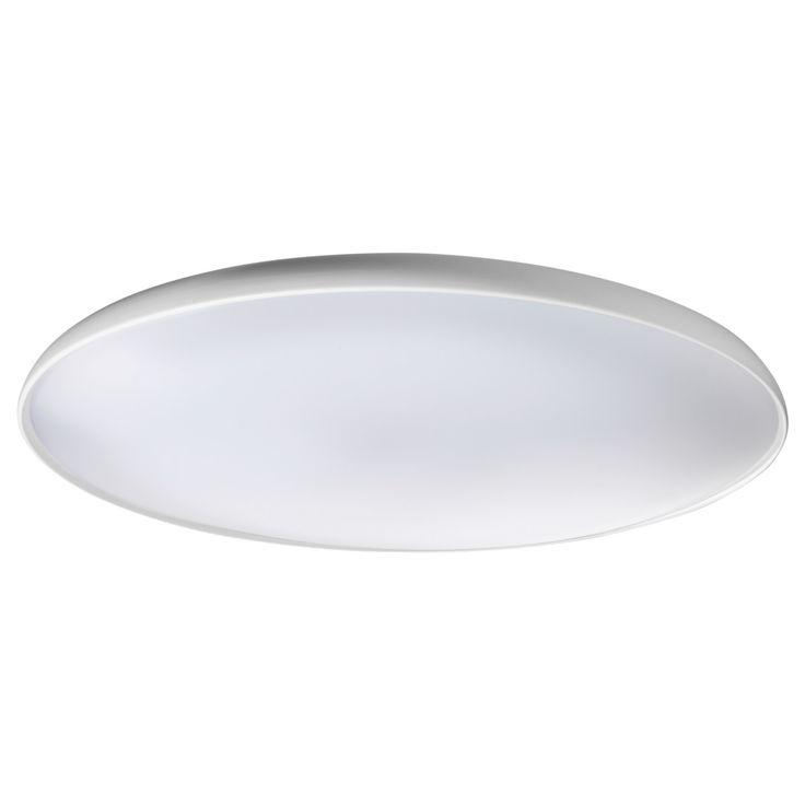 NYMÅNE, Deckenleuchte, LED, weiß, A++ Jetzt bestellen unter: https://moebel.ladendirekt.de/lampen/deckenleuchten/deckenlampen/?uid=1f4bd118-8e30-5975-8a20-1151b411c811&utm_source=pinterest&utm_medium=pin&utm_campaign=boards #deckenleuchten #lampen #deckenlampen