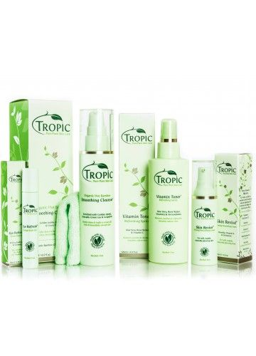 Tropic Skin Care Set - FREE Eye Refresh Roll On