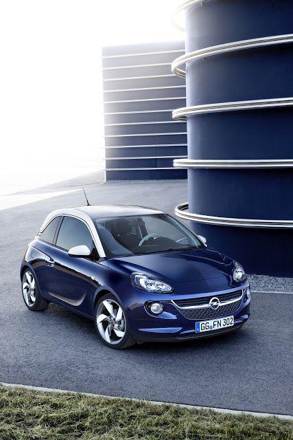 Opel Adam. http://www.romeoauto.it/ #car #automobili #opel #adam #concessionaria #motori #italia