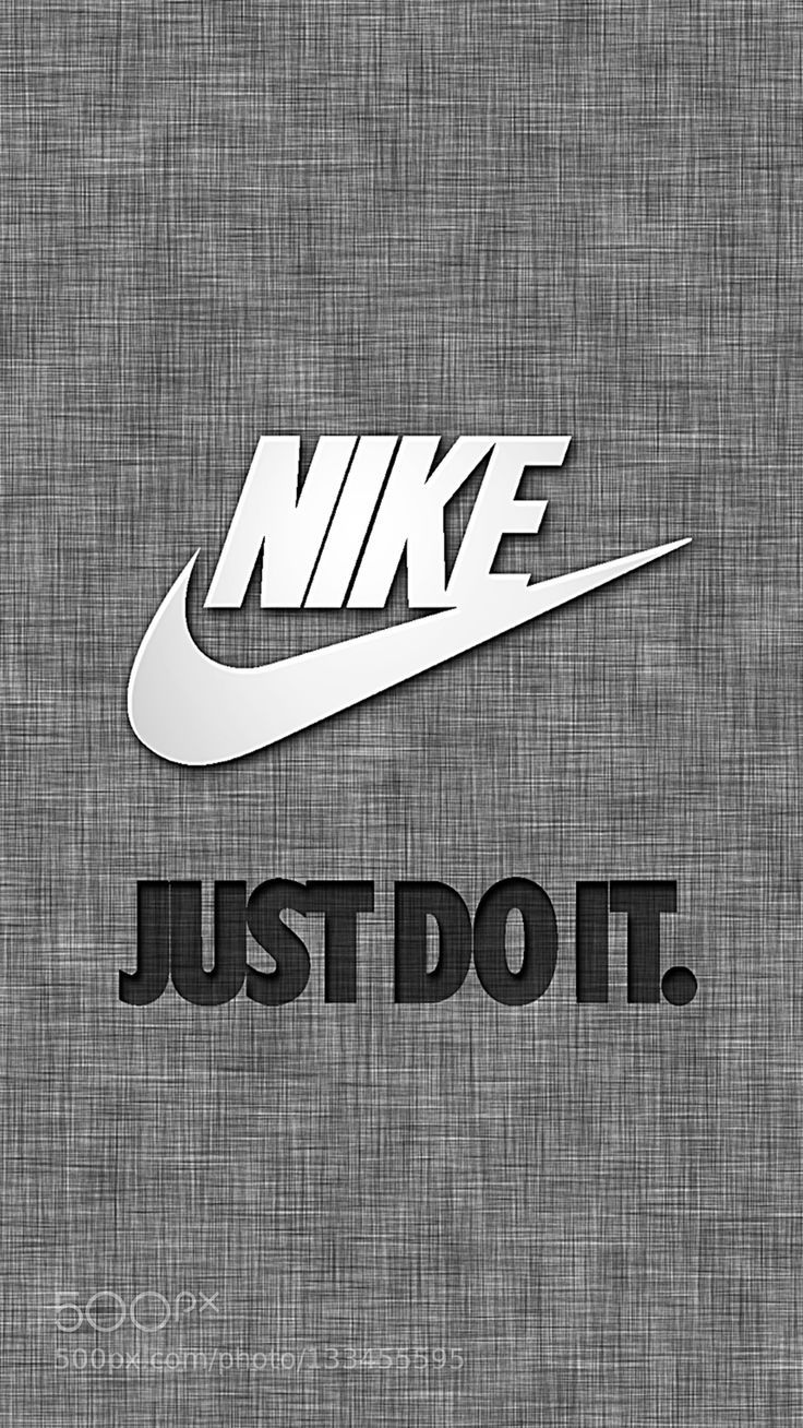 Nike (Just Do It) - Phone Wallpaper/Background/Screensaver