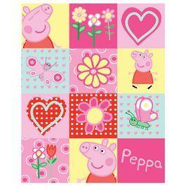 Peppa Pig Fleece Hearts Blanket Peppa Pig http://www.amazon.com/dp/B00IA5842I/ref=cm_sw_r_pi_dp_ZBjcub1DWWJNT