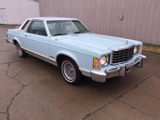 1976 Ford Granada For Sale 2040504 Hemmings Motor News Ford