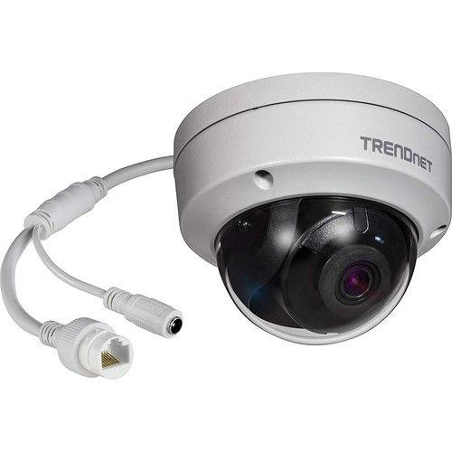 Trendnet Indoor Outdoor 8mp 4k Camera As Shown Ip