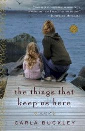 The Things That Keep Us Here   My favorite book last year!  If you love a good family drama, read this book.  If you like to read apocalyptic books, read this one.  If you like to read medical dramas, read this book!