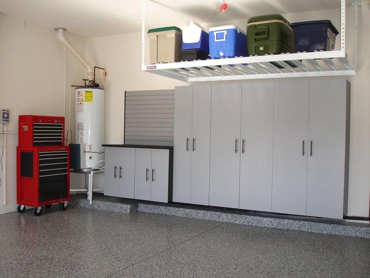 Overhead Metal Storage Cabinets