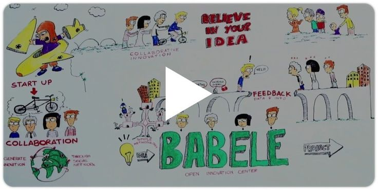 #Babele #startup from #Romania Your community for Open Innovation #startupeuchat #pln