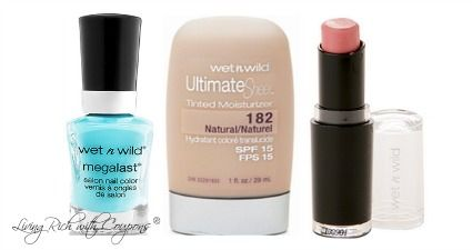 New $1/1 Wet n Wild Coupon - FREE at Rite Aid, Dollar Tree & More! - http://www.livingrichwithcoupons.com/2014/03/wet-n-wild-coupon-1-00-off-free.html