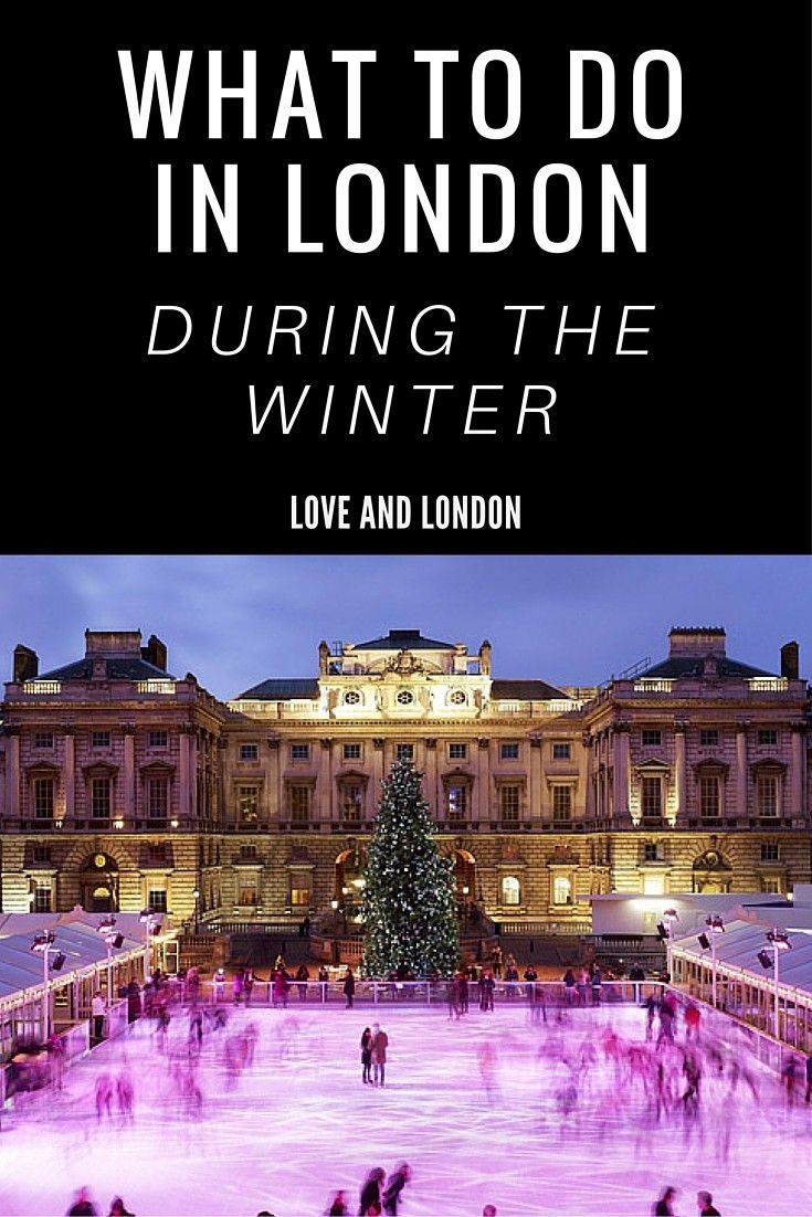 What to Do in London During the Winter - visiting London during the winter? Jess from Love and London tells you the 10 things to do in London during the cold winter months. Stay warm while visiting London in the winter with these things to do, like get Sunday roast, go ice skating, see a West End show, and more.
