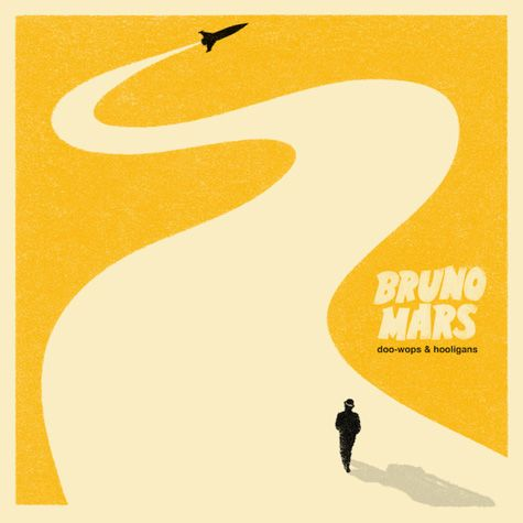 Bruno Mars Doo-Wops and Hooligans