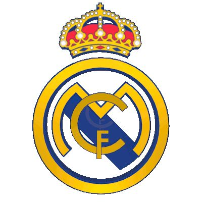 Real Madrid  Logo Fun