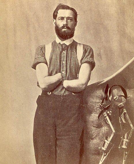 Portraits de vétérans blessés durant la guerre de Sécession - http://www.2tout2rien.fr/portraits-de-veterans-blesses-durant-la-guerre-de-secession/