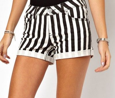 Classic stripes shorts - Hichinashopping.com can help you to buy the apparel,shoes,bags,accessories,home decor,electronics items...... on china online shopping website and ship to you!