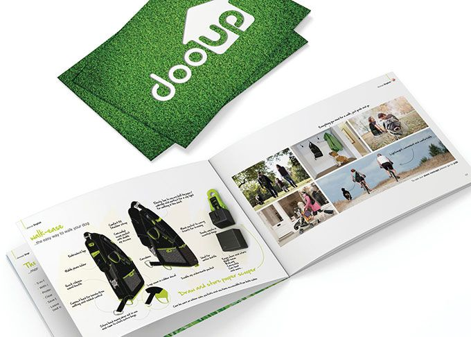 Dooup 5 languages Corporate Brochure