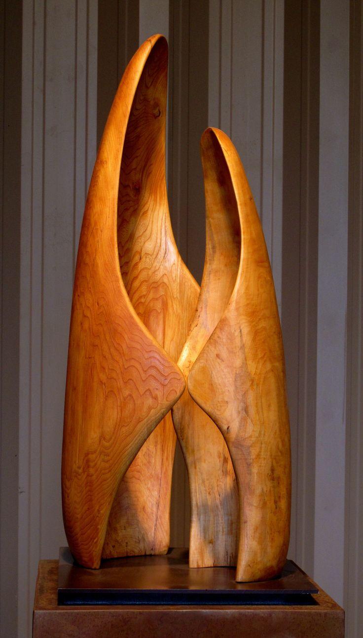 """""""Touching"""" Wood"""