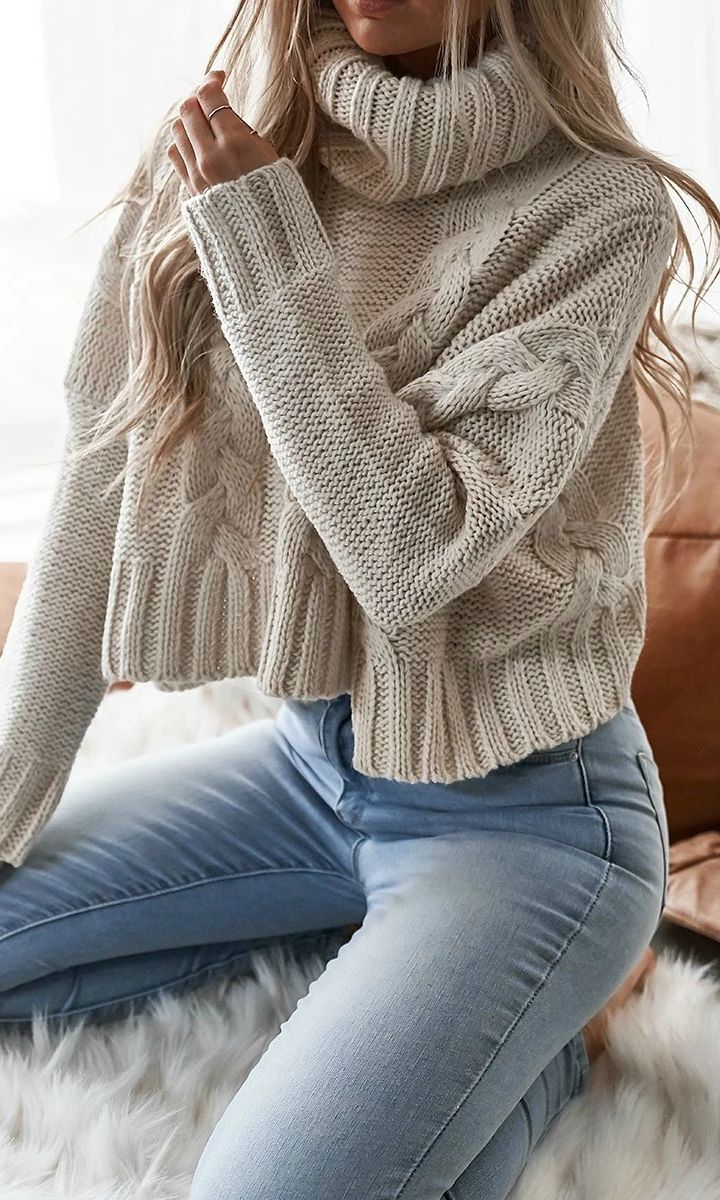 cosy winter outfits
