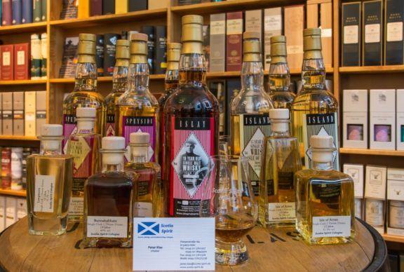 Scotch Whisky-Drinks für Entdecker - Whisky-Tasting in Köln!