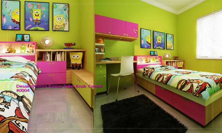 desain kamar baby