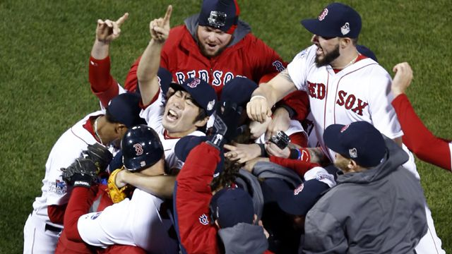 Red Sox beat Cardinals to win World Series | Sports - WGAL Home