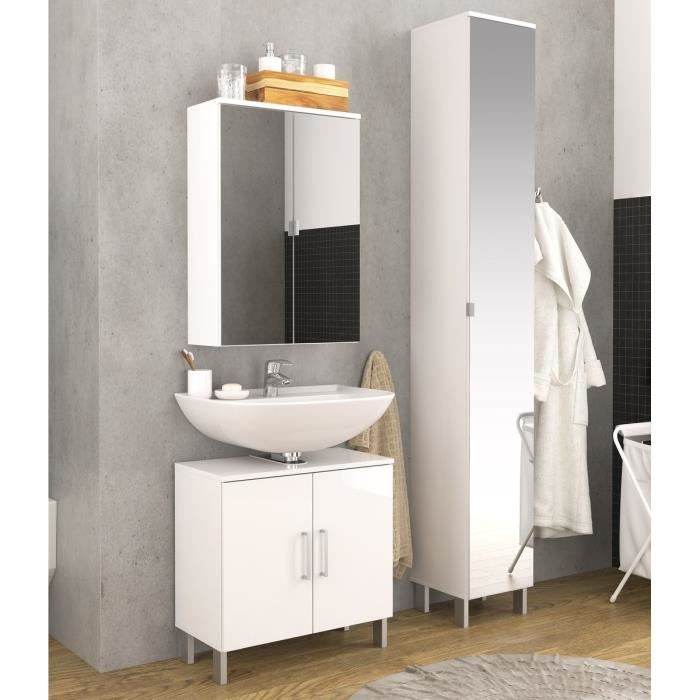 Best 20 colonne salle de bain ideas on pinterest colonne douche colonne de rangement and for Colonne de lavabo