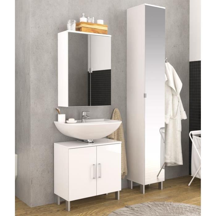 1000 id es propos de colonne salle de bain sur for Meuble haut salle de bain 1 porte